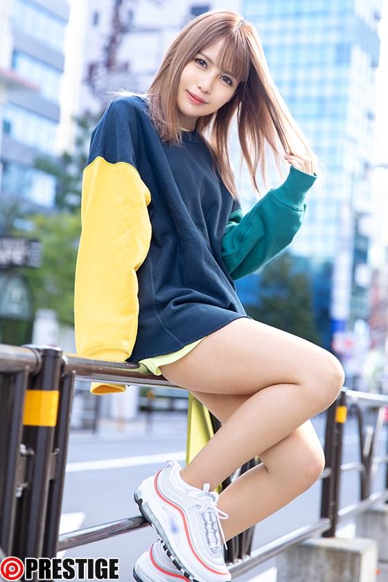 ストリート・クイーン AV debut!! 矢野アリサ(22)アパレル店員 街の視線を集める路上の女王がAV参戦! 1